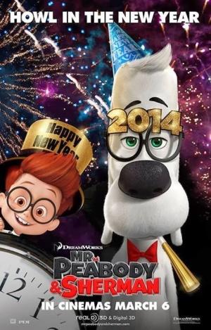 Mr. Peabody & Sherman 461x720