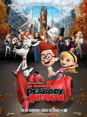 Mr. Peabody & Sherman 1413x1896