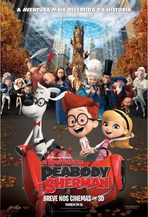 Mr. Peabody & Sherman 1843x2693