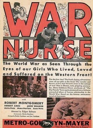 War Nurse 463x640