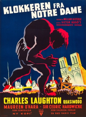 The Hunchback of Notre Dame 2198x3000