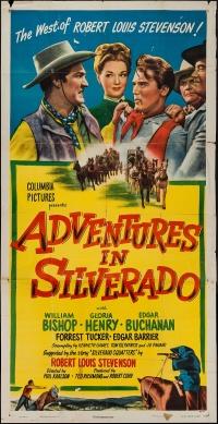 Adventures in Silverado poster