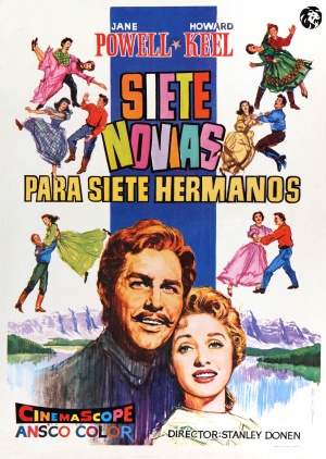 Seven Brides for Seven Brothers 3553x5000