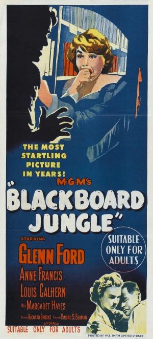 Blackboard Jungle 1325x2922