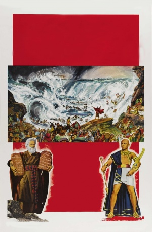 The Ten Commandments 2131x3250