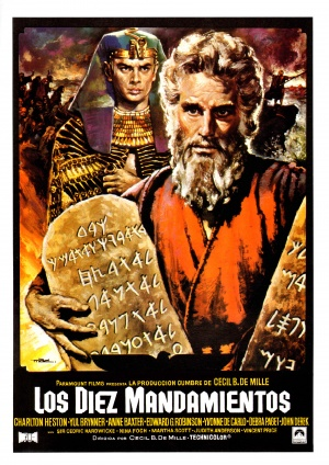 The Ten Commandments 3400x4800