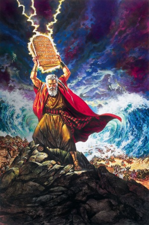 The Ten Commandments 1996x3000