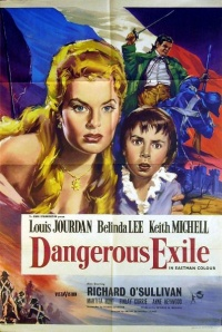 Dangerous Exile poster