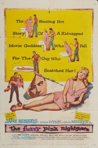 The Fuzzy Pink Nightgown poster
