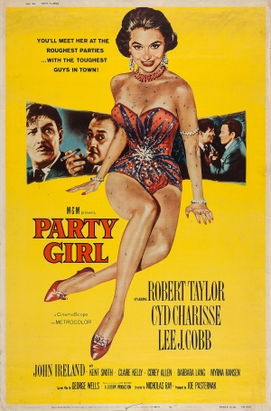 Party Girl 1956x2968