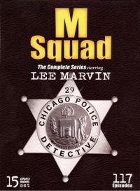 M Squad poster