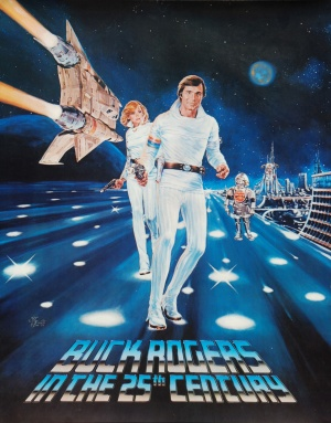 Buck Rogers in the 25th Century 1206x1541