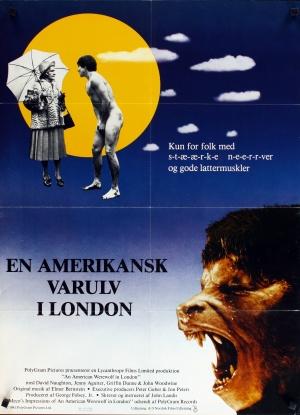Un hombre lobo americano en Londres 2296x3177