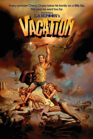National Lampoon's Vacation 1000x1500