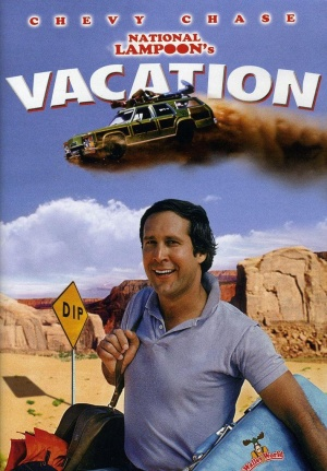 National Lampoon's Vacation 713x1024