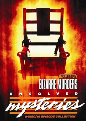 Unsolved Mysteries 1066x1500