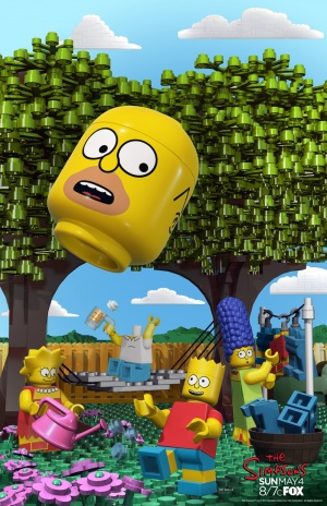 Die Simpsons 1000x1545