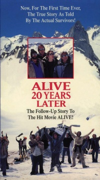 Alive: 20 Years Later poster