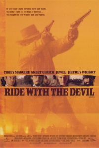 Ride with the Devil - Die Teufelsreiter poster