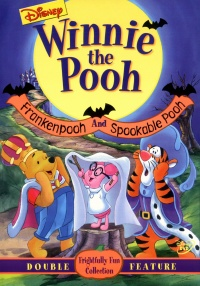 Winnie the Pooh Spookable Pooh poster
