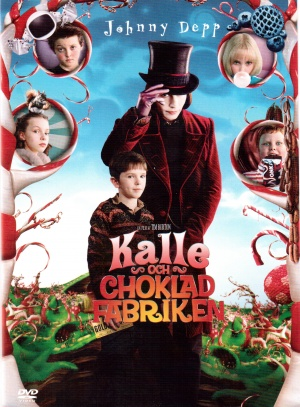 Charlie and the Chocolate Factory 1535x2085