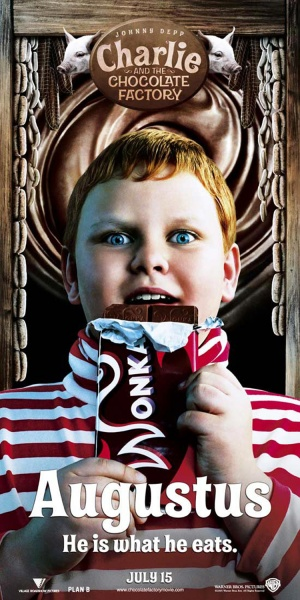 Charlie and the Chocolate Factory 750x1500