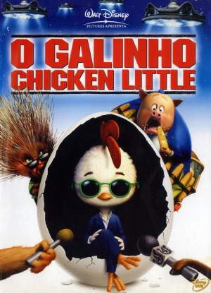Chicken Little 1519x2103