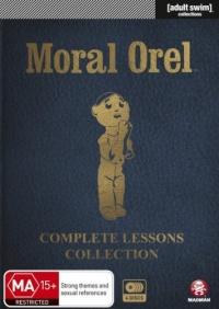 Moral Orel poster