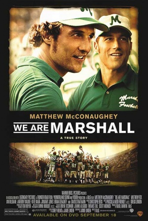 We Are Marshall 640x951