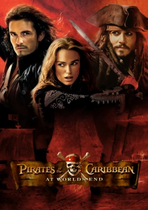 Pirates of the Caribbean: At World's End 1535x2176