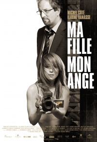 Ma fille, mon ange poster