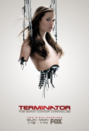 Terminator: The Sarah Connor Chronicles 3391x5000