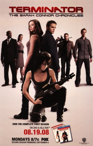 Terminator: The Sarah Connor Chronicles 580x904