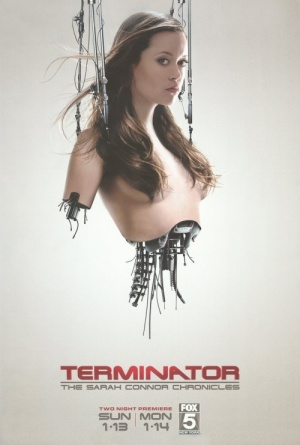 Terminator: The Sarah Connor Chronicles 500x741