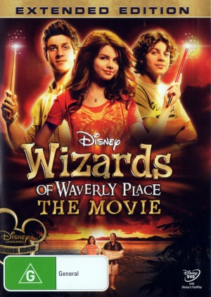 Wizards of Waverly Place: The Movie 1515x2128