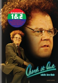 Check It Out! with Dr. Steve Brule poster
