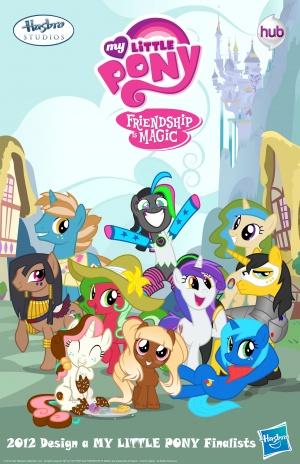 My Little Pony: Friendship Is Magic 3235x5000