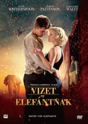 Water for Elephants 1537x2169