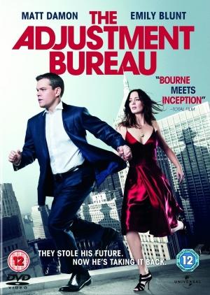 The Adjustment Bureau 990x1393