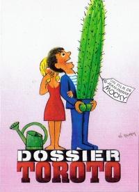 Dossier Toroto poster