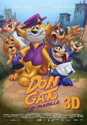 Don gato y su pandilla 1117x1600