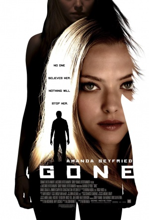 Gone: Ich muss dich finden 1081x1600