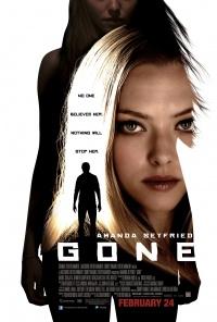 Gone: Ich muss dich finden poster