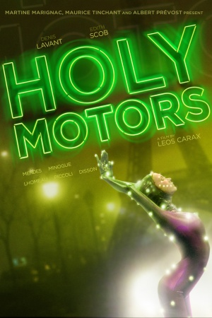 Holy Motors 1400x2100