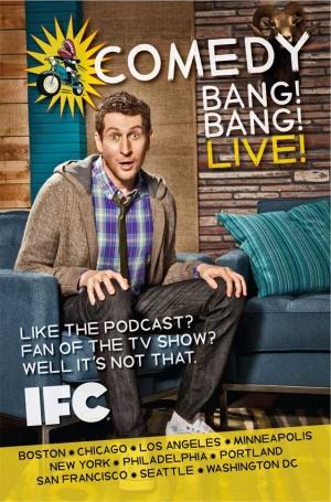 Comedy Bang! Bang! 562x852