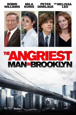 The Angriest Man in Brooklyn 1400x2100