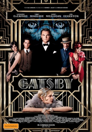 The Great Gatsby 1984x2834