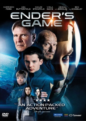 Ender's Game 665x942