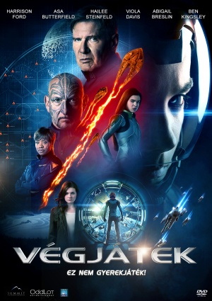 Ender's Game 1535x2175