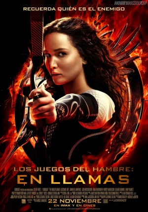 The Hunger Games: Catching Fire 1120x1600